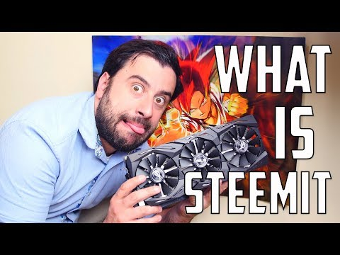 What is Steemit?