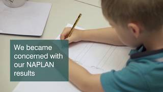 Explicit teaching and feedback – South Halls Head Primary School (clip with captions)