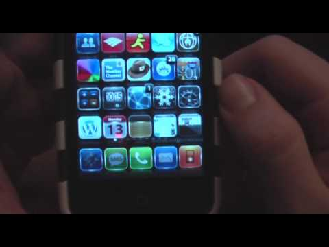 How to Change your theme on your iPhone or iPod Touch with WinterBoard!!