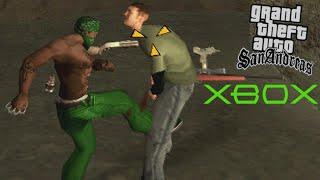 GTA: San Andreas [XBOX] Free Roam Gameplay #7 [1080p]