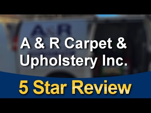 A & R Carpet & Upholstery Inc. Cleveland Amazing Five Star Review by Niecy L.