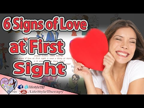 6 Signs of Love at First Sight | animated
