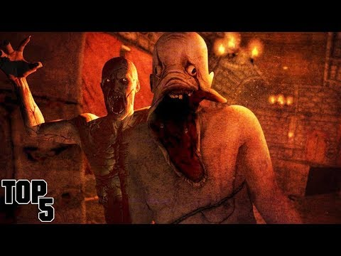 Top 5 Scariest Video Games Of All Time