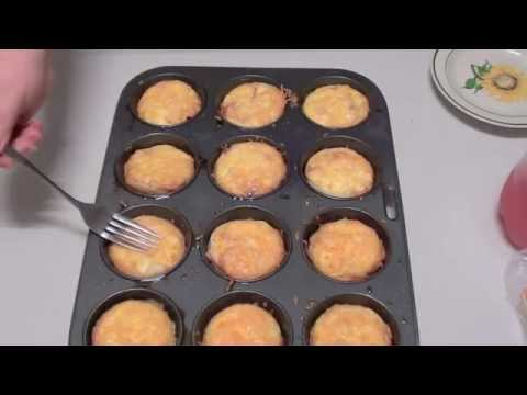 Mini Quiche - Video Recipe