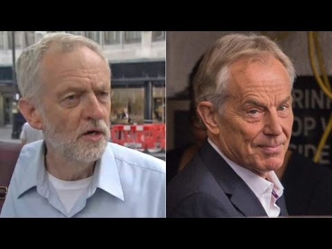 Blair Warns Labour: Don't Lurch To Corbyn