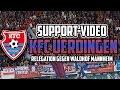 Stimmungsvideo KFC Uerdingen Gegen Waldhof Mannheim Relegation KFC 10 SV Waldhof 240518