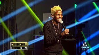 Eric Omondi - Reasons Why I Didn't Like President Kibaki
