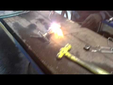 Welding Stainless with Oxy/Acetylene