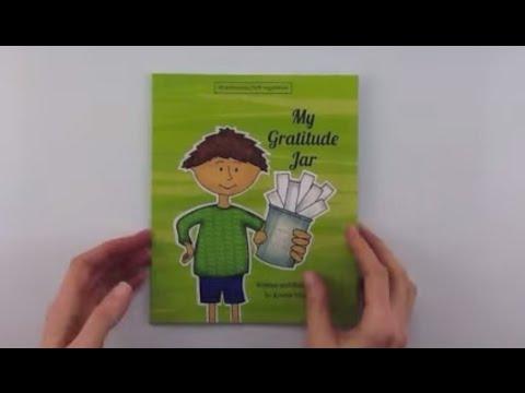 Long Story Shortz - My Gratitude Jar Book Presentation
