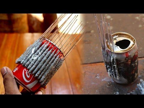 Coca Cola versus firecracker Test   Flopcloud