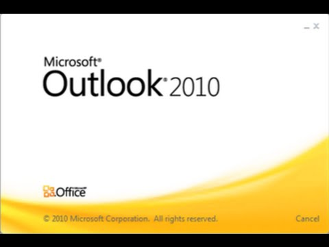 Change font and size in outlook 2010