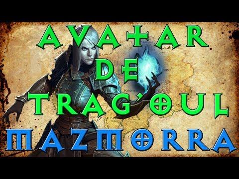 Diablo 3 | Mazmorra Set Avatar De Trag'Oul | Desafio Nigromante , Maestria | Guia Diablo 3