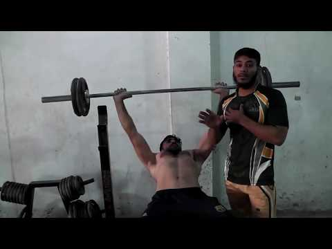 how to increase chest size (FASTER GAINS!) workout in Urdu Hindi