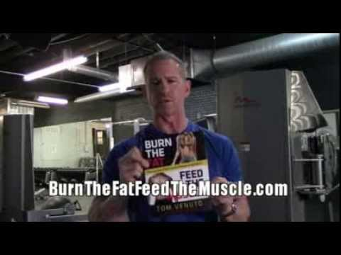 Tom Venuto's Burn The Fat Feed The Muscle Book Review