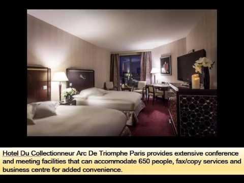 Best Paris Hotels | Hotel Du Collectionneur Arc De Triomphe Paris -Picture Collection