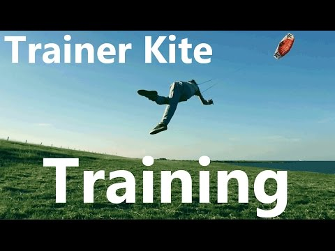 Trainer Kite Kiteboarding Training
