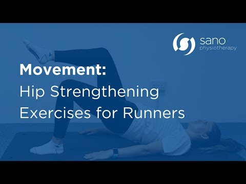 Hip Strengthening Exercises: 3 ways to Reduce Running Injuries