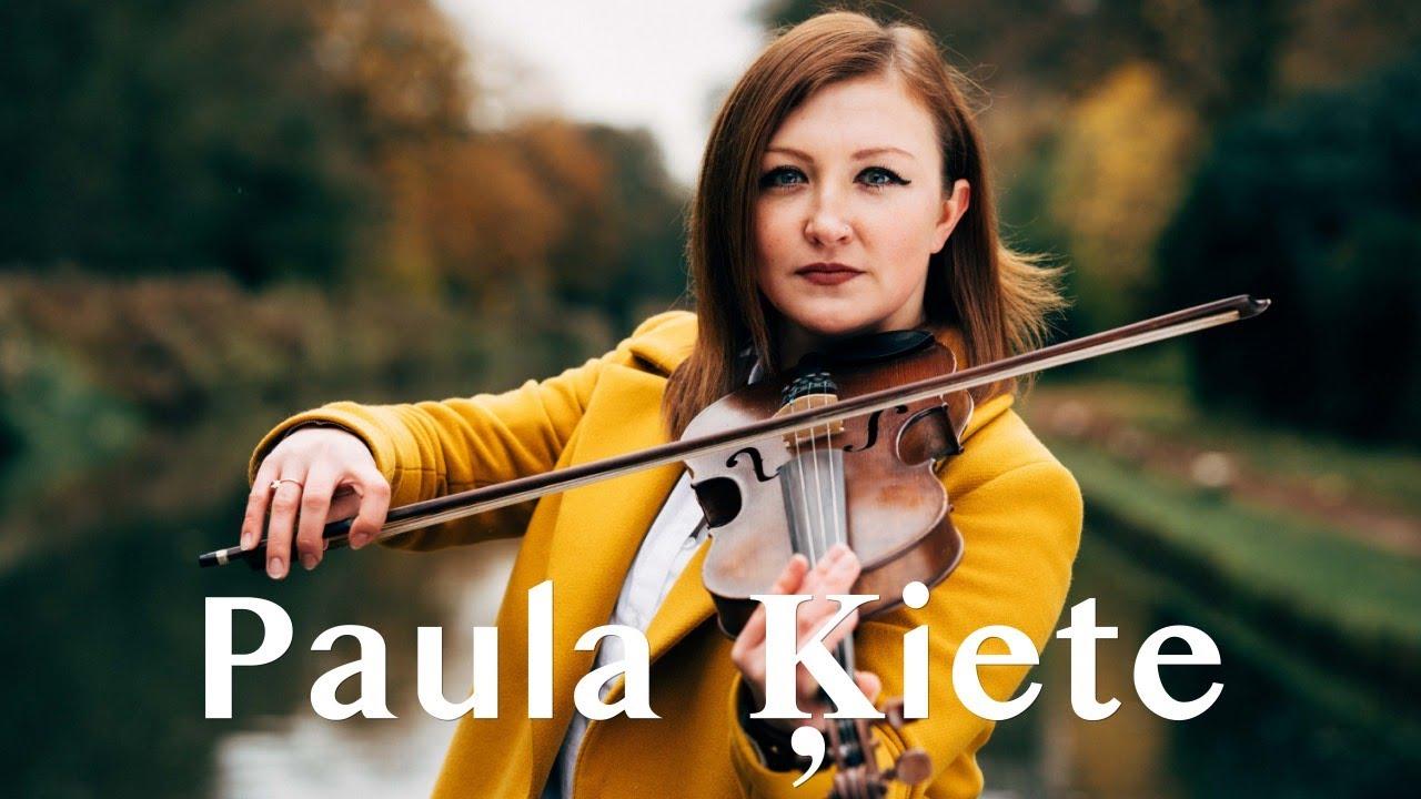 Paula Kiete & Chris Snelling - Someone You Loved