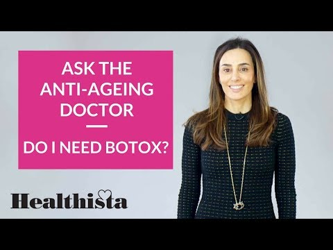 What is Botox? | Ask the anti-ageing doctor
