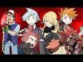 Top 10 Pokémon Elite Four + Champions