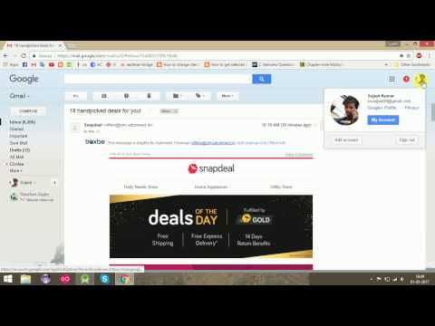 How to remove boxbe from gmail account.