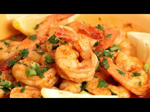 New Orleans Style Shrimp Recipe - Laura Vitale - Laura in the Kitchen Episode 907