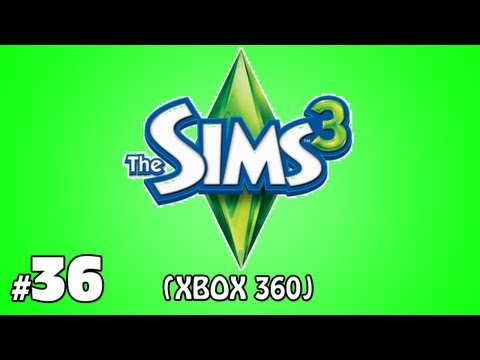 The Sims 3 [Xbox 360] - Episode 36 - FAMILY BBQ