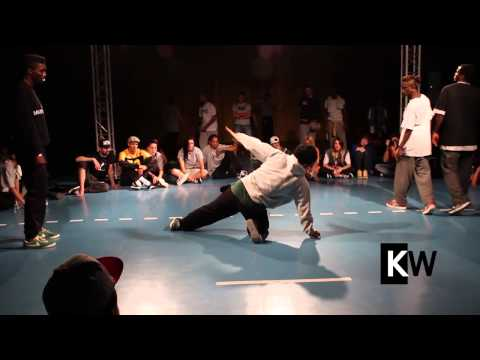 FREEDANCE 2014 | Semi Final Hip Hop | Oulouy & Rick vs Smurf & Indie