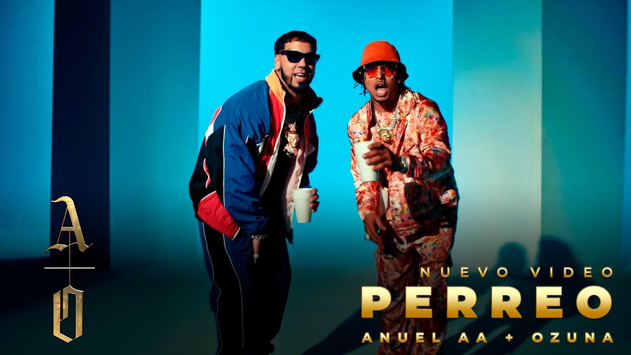 @Anuel AA & Ozuna - PERREO