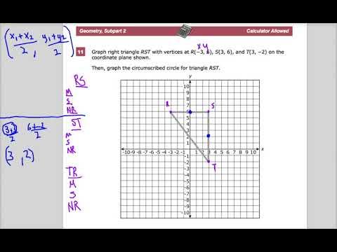Question 11-  Geometry -  TNReady Practice Test