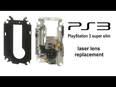 PlayStation 3 Super / Ultra slim - Laser Lens only replacement