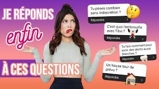 ASK   Je réponds à vos questions