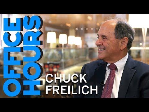 Chuck Freilich: Making Aliyah