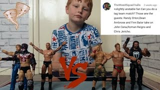wwe toys requested match 20