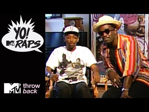 'Spike Lee & Fab 5 Freddy At 40 Acres Part 1' 🎥  Official Throwback Clip | Yo! MTV Raps | MTV