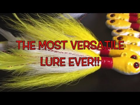 the bucktail jig
