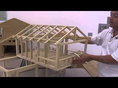 Learn Framing by Building a Dollhouse from Scratch part 3 -Buildingtheway