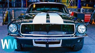 Top 10 Badass Fast and Furious Cars