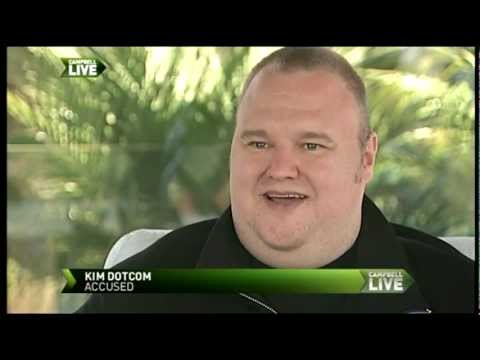 Kim Dotcom - The Interview