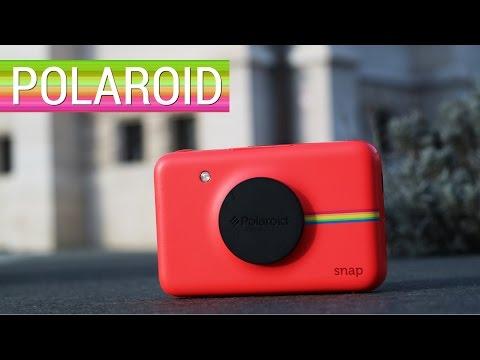 Polaroid Snap Instant Camera Review | ENG | HDblog