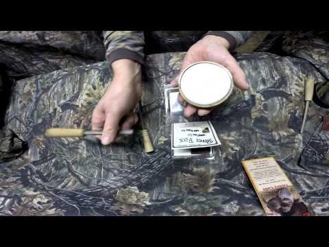 Silver Fox – the Ultimate Aluminum Handmade Turkey Calls