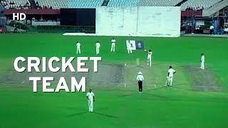 22 Yards [2019] Latest Hindi Movie Scene | Barun Sobti | Panchi Bora | Cricket Team Selection
