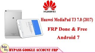 HUAWEI MEDIAPAD T3 FASTBOOT & RESCUE Mode Tutorial
