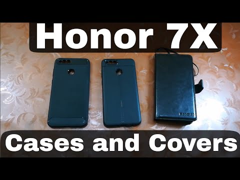 Honor 7x Cases and Covers
