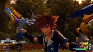 Kingdom Hearts III [PS4/XOne]  Hercules D23 Sequence Trailer