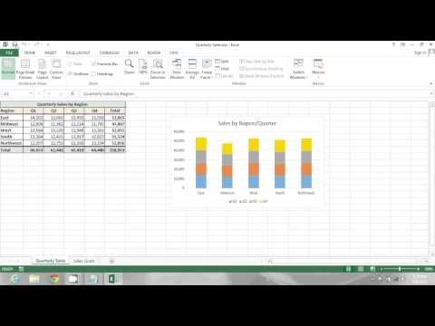 How to Remove Column Headers From a Microsoft Excel Spreadsheet : MIcrosoft Excel Tips