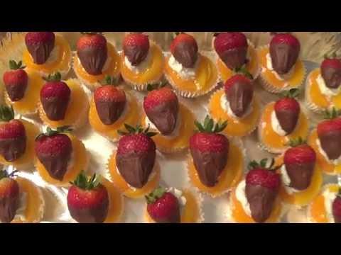 Homemade Cheesecake Cupcakes