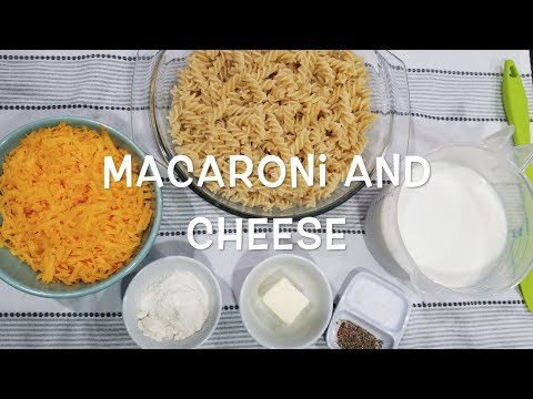 Simple Macaroni and Cheese || Stovetop Macaroni and Cheese- Episode 22