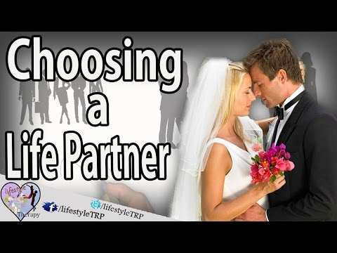 choosing a life partner - 5 tips to Pick the Right one    animated