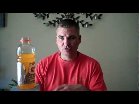 Gatorade (Orange) Review